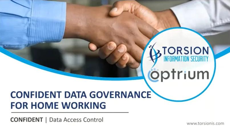 Webinar : Télétravail & Gouvernance des données